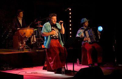 Concert des Chemineaux de la lune - Sous le Chapiteau Yourte