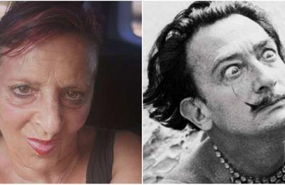 Dalí's DNA?
