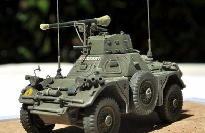« Ferret Mk II – 75mm SR – Algérie 1958 » (par Thomas seignon)