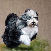 Peintre animalier - Simone Mugnier