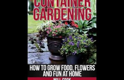 Books On Container Gardening
