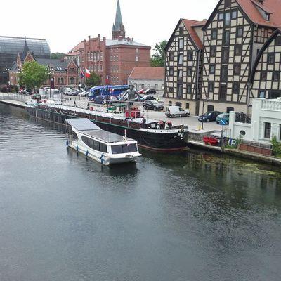 Bydgoszcz et Wenecja