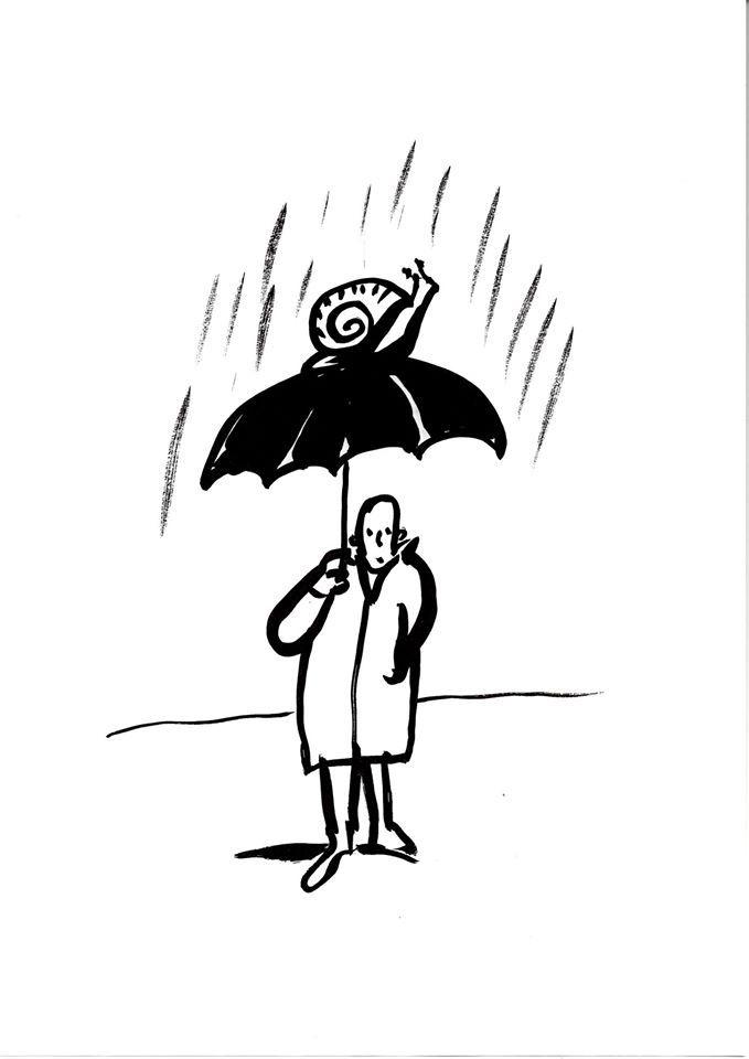 Petit éloge de la lenteur / Bruno Doucey, dessins de Zau - calicot