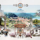 BRUYERES-VOSGES en Image d'EPINAL - Bruyères-Vosges