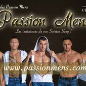 Chippendales Poitiers Matteo - Passion Mens