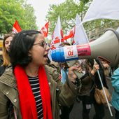 Manifestation du 19 mai 2016 à Paris