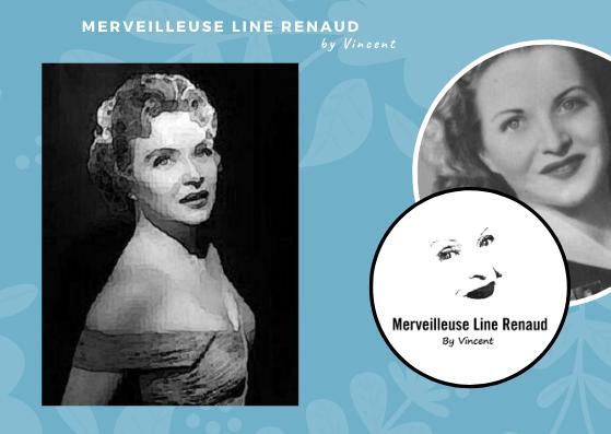 PRESSE WEB: Line Renaud, des yeux et de l'optimisme à revendre