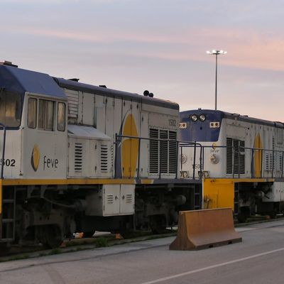Madagascar : TGV en mode diesel années 60 ou vrai TGV ?