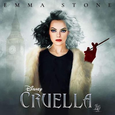 Cruella is back and ...................... Panther Deville too!