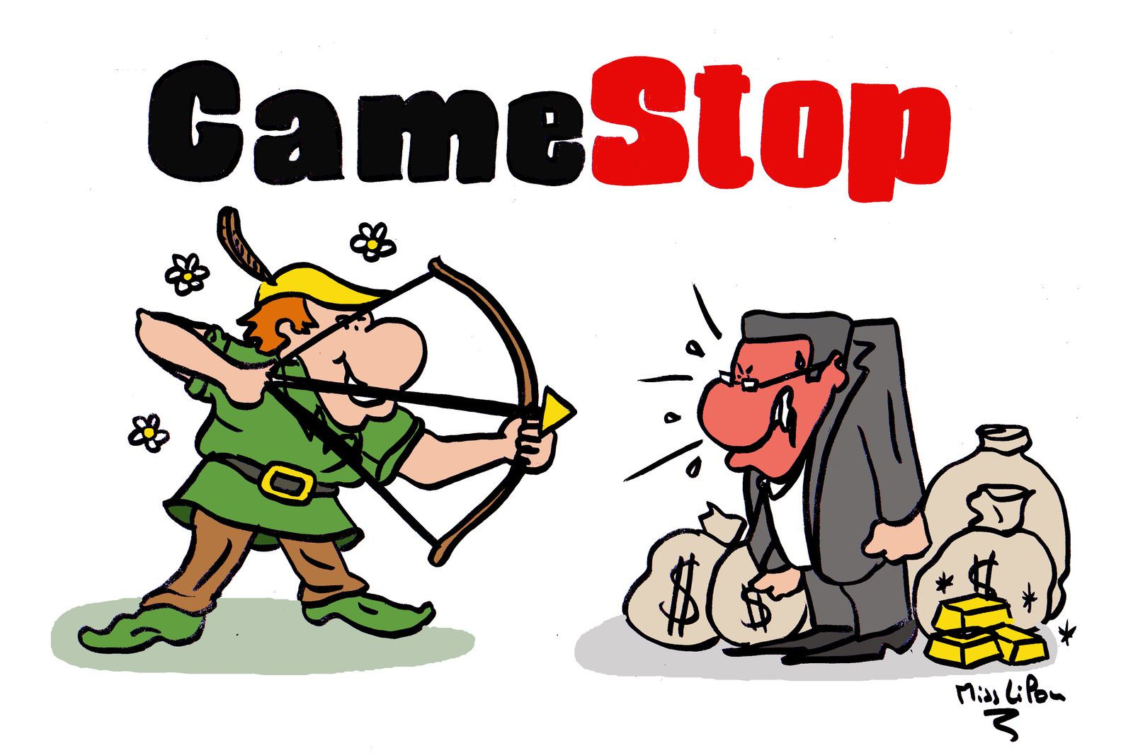 """Affaire GameStop"" : la révolution de la Finance"