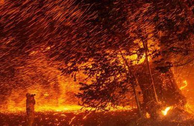 Une nouvelle ère de feu s'annonce, celle du Pyrocène!