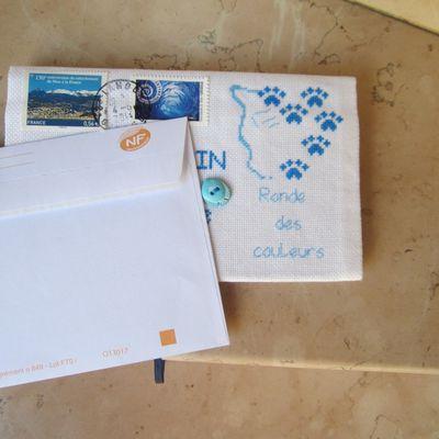 Dans ma boîte aux lettres...