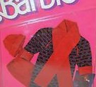 1988 BARBIE CLOTHES