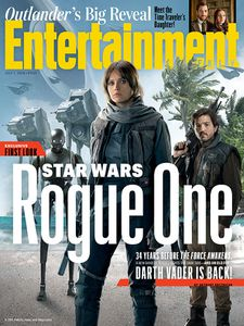 Rogue One et Entertainment Weekly