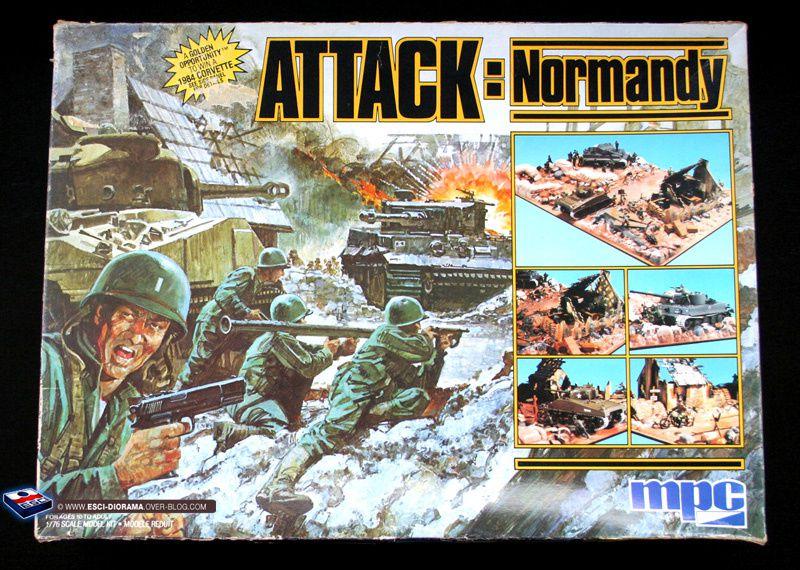 Album - MPC - attack : normandy