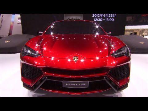 Lamborghini Urus Concept Vidéo