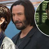 Matrix 4 kicks off in San Francisco with Keanu Reeves in new look