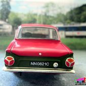 FORD CORTINA MK1 GT 1966 MONTE CARLO DETAILCARS 1/43. - car-collector.net: collection voitures miniatures