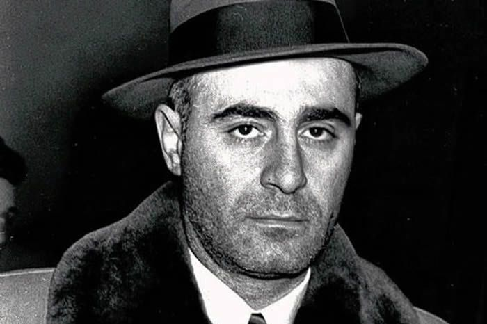Silvio Eboli's grandfather was Tommy Eboli, one time boss of the Genovese crime family. Toby Rogers