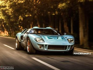 Racetech India GT40