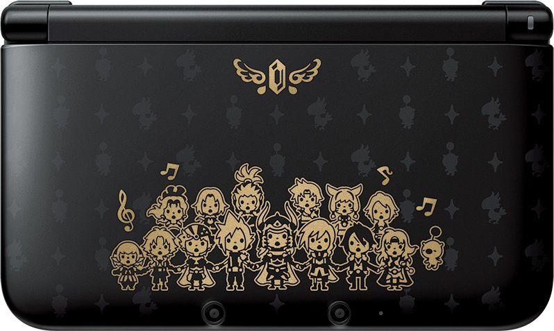 Une 3DS XL à l'éffigie de Theatrhythm Final Fantasy: Curtain Call au Japon