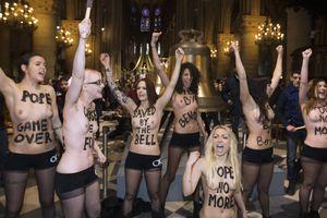 Femen : il faudra qu'on m'explique...