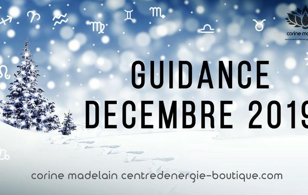Guidances Décembre 2019
