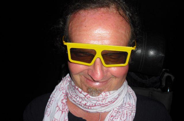 mon premier aveugle par Alain Comoli