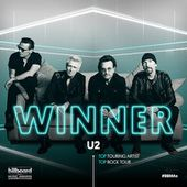 U2 -Billboard Music Awards -20/05/2018 - U2 BLOG