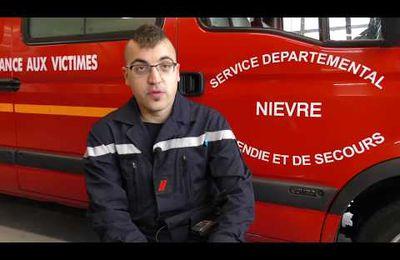 Les 1 001 profils des Sapeurs-Pompiers de la Nièvre - Episode 4 - Cédric