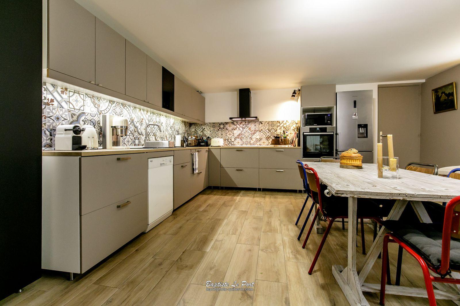 6 octobre - reportage immobilier à Plouharnel