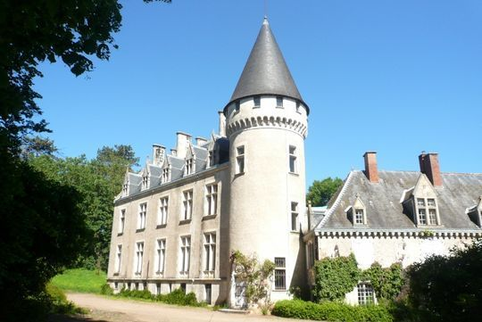 Un château en Sologne par Patrick Kalita