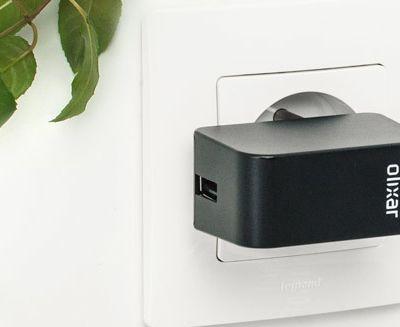 Test - Chargeur secteur Samsung Haute Puissance 2.4A