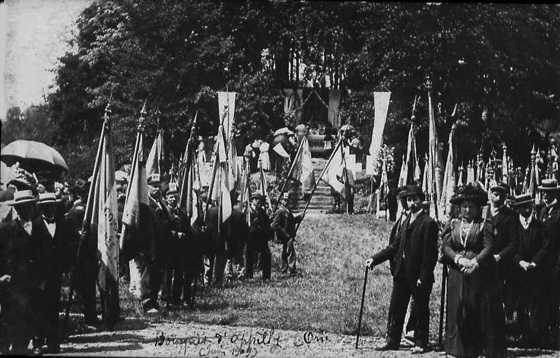 Album - le village d'Apilly ( Oise), le bouquet provincial
