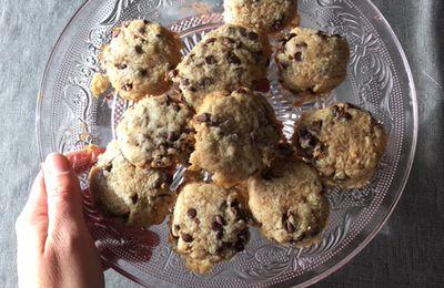 C'est mercredi c'est pâtisserie #15 Cookies pépites chocolat