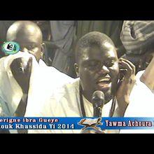 Khassida Mafatihul bichri par S. Ibra Gueye (Thiantouk Khassida Yi 2014 / Yawma