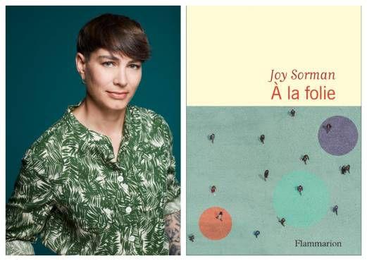 A la folie (Joy Sorman Ed Flammarion)