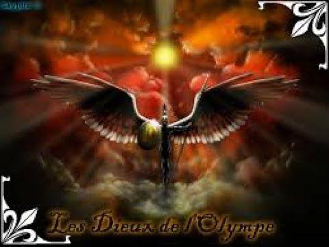 Les dieux de l'Olympe