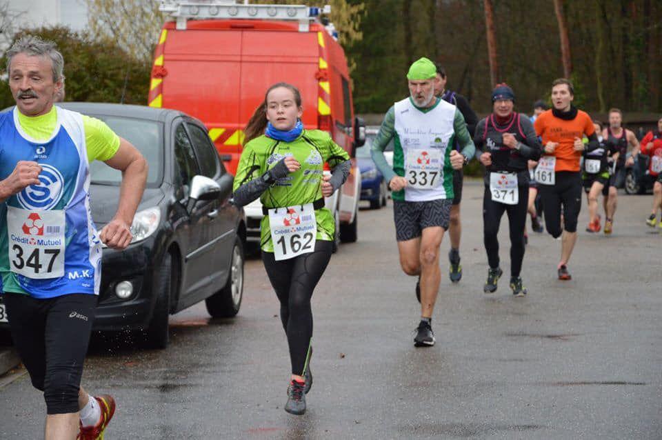 Photos issues de Facebook : Alsace Running.