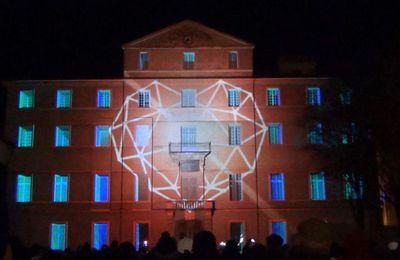 Cœur de ville en lumières 2017 à Montpellier
