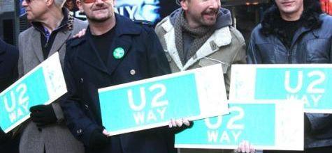 PHOTO DU GROUPE U2