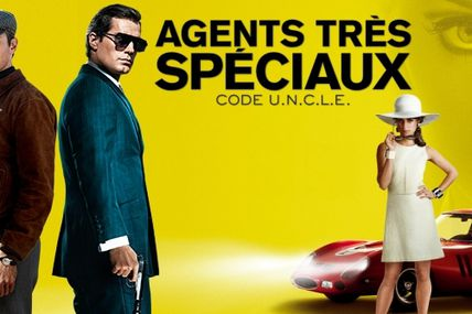 critique de CODE UNCLE : AGENTS TRES SPECIAUX