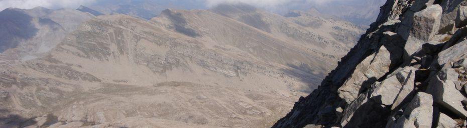 [PHOTOS] Week-end d'évasion Estrop le sommet de la Haute-Bléone, massif des trois évêchés, 28 et 29 juillet 2012