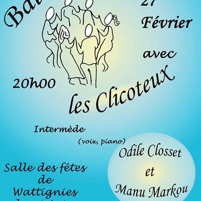 Bal Folk le 27/02/2015 Wattignies-La-Victoire