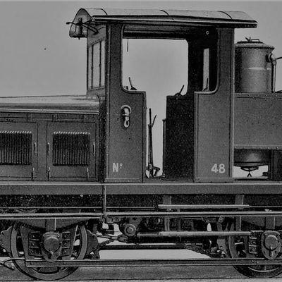 Les locotracteurs à voie normale, troisième partie