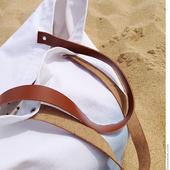 pour mes jolis mômes, mais pas que...: Mon sac de plage en dégradé