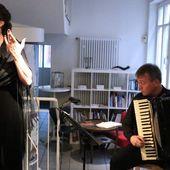 Duo Mesalliance - Birgit Süß und Hauke Seifert - brillierte beim sechsten Veitshöchheimer Sommerkonzert - Veitshöchheim News