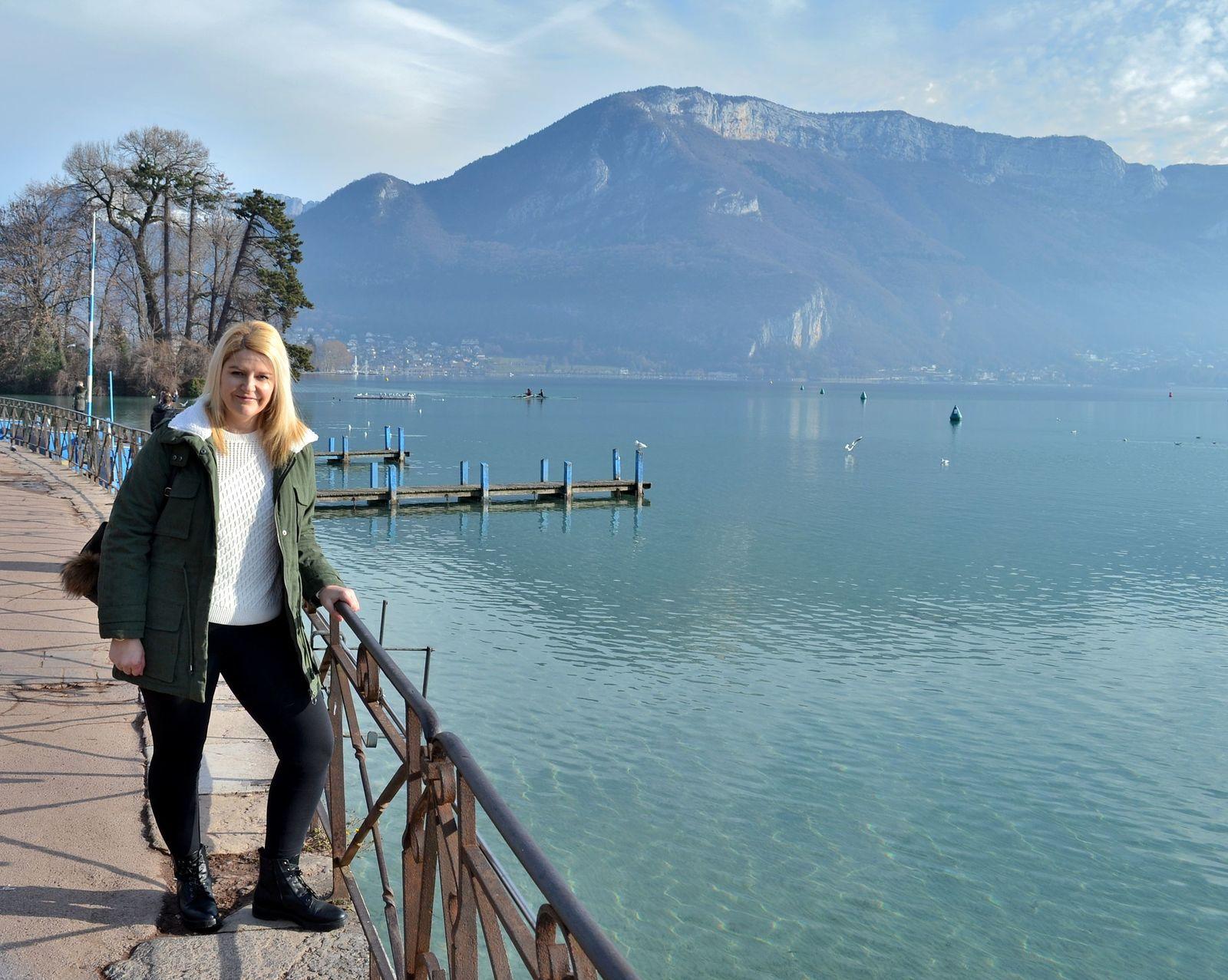 Escapade hivernale à Annecy!