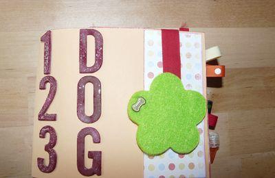 STAR BOOK 1 2 3 DOG