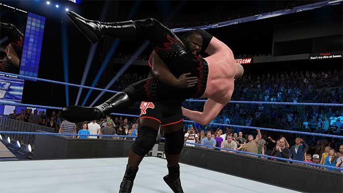 Pack Nouveaux Mouvements disponible pour #WWE2K16 !